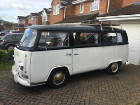 1972 VW Camper T2 Bay