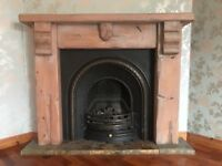 Gas Fireplace for sale - buyer to dismantle