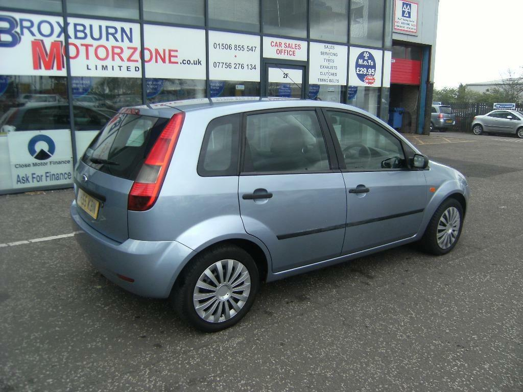 2005 55 FORD FIESTA 1.25 STYLE 5 door FINANCE AVAILABLE PART EX ...
