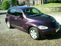 CRYSLER PT CRUISER 2.2 CRD TURBO DIESEL 2004