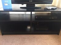 Gorgeous black tv stand