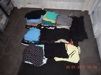 bulk lot clothes size 22