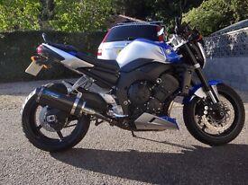Yamaha FZ1 Low Miles
