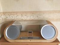 iPod/ I phone stereo dock