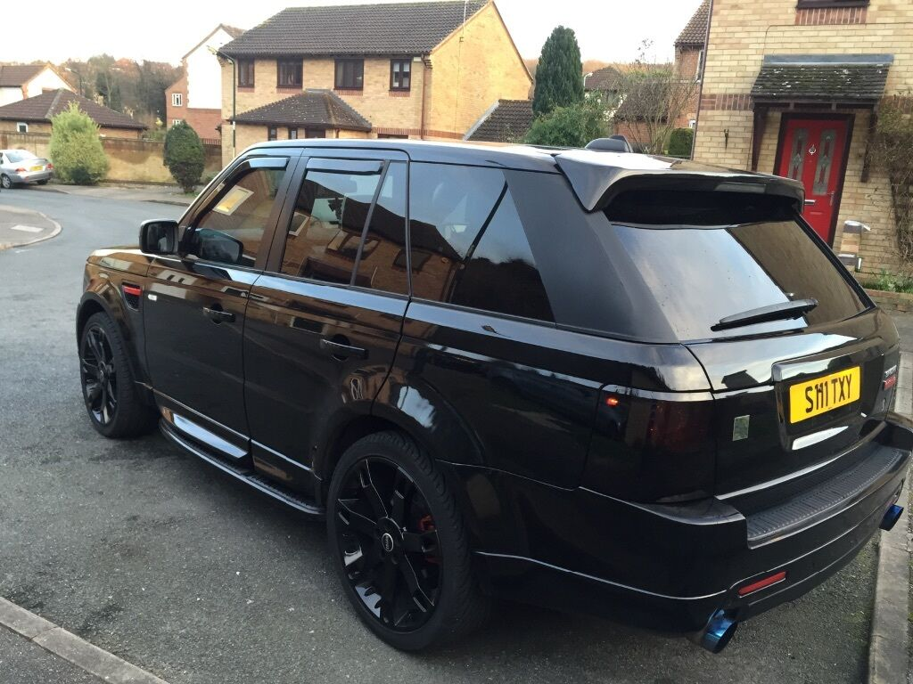 range rover sport 2012 conversion autobiography 14995 in chatham kent gumtree. Black Bedroom Furniture Sets. Home Design Ideas