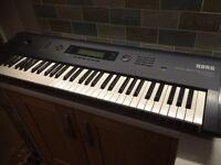 Korg Wavestation Keyboard