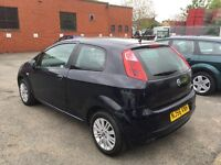 56 Reg Fiat Punto Grande 1.2 Good Runner with mot