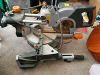 Chop-saw Evolution spares or repair.