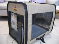 Top quality unused cat/dog/small pet carrier