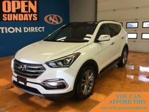 2018 Hyundai Santa Fe Sport 2.0T SE! RARE! LEATHER / 19 ALLOYS/