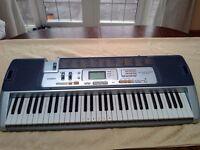 Casio LK-100/110 Music Keyboard