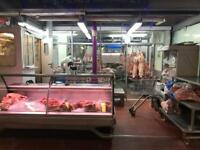 Butcher required ( BJ Meats) Smithfield market