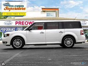 2016 Ford Flex SEL with touchscreen! Windsor Region Ontario image 3