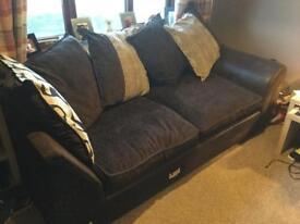 DFS Left Hand Corner Sofa