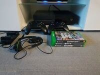 Xbox one Black for sale