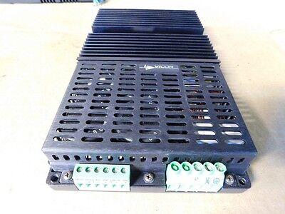 Vicor Flatpac Vi-pa41-ewx -- 120-240vac In To 48vdc100 Watt 12vdc75 Watt Out
