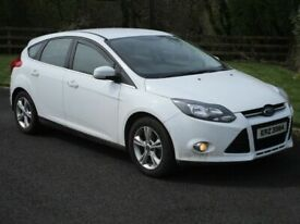 image for 2012 FORD FOCUS 1.6 ZETEC HATCHBACK  ### NEW TIMING BELT AND WATER PUMP FITTED ###