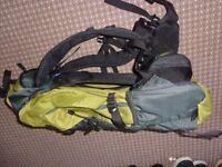 New/Unused, 40L Mountain Warehouse Ventura Backpack. rrP£ 79.99