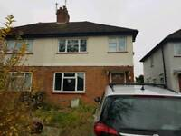 3 bed home for swap with 4 bed homw