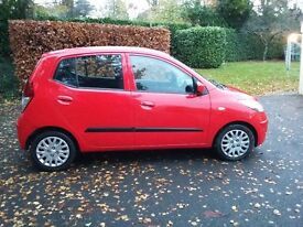 Hyundai i10 For Sale - One Elderly Driver from new!