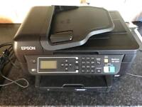 Epson workforce printer fax scanner copier