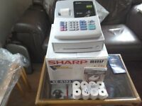 As new Electronic cash register