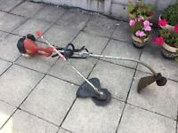 Petrol Strimmer (Castor) with attachments - Spares or repair