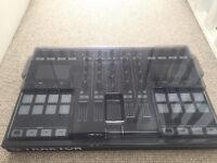 Native Instruments Traktor Kontrol S5 USB MIDI DJ Controller Mixer STEMS ready