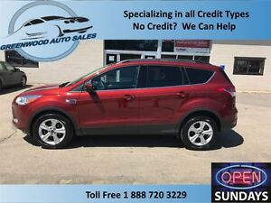 2014 Ford Escape AC, CRUISE, POWER SEATS, BACK UP CAM, HEATED SE