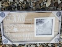 Love You To The Moon Photo Frame