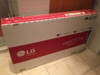 BRAND NEW SEALED LG 50 INCH 3D SMART TV.LG50LF652V ON AMAZON FOR £730.CAN DELIVER £440 NO OFFERS