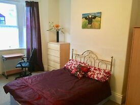 Lovely Large Double in Professional Houseshare - No Deposit