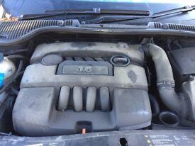 VW AUDI SEAT SKDOA 1.6 PETROL CODE BSE ENGINE 2008-2012
