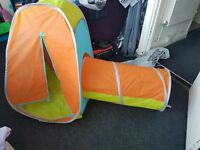 Tent With Tunnel