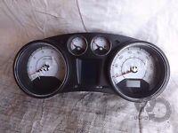 Peugeot 308 (2007-2013) Speedometer Speedo Clocks Gauge Dials ref.nn21