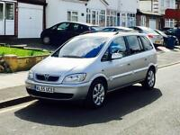 Vauxhall Zafira 1.6, 7 Seater, Long MOT, Service History, Only 1 Former Keeper, Cheap 4 Insurance