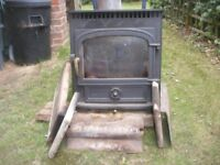 Clearview Vision woodburning/multifuel stove