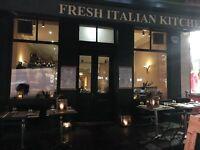 Chef - Italian Restaurant