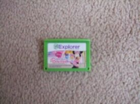 Leap Frog Leap Pad Minnie Mouse Bowtique Game
