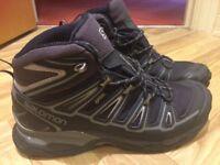 Salomon X Ultra Mid 2 Goretex men's hiking boots (size 8)