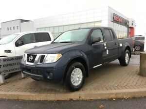 2018 Nissan Frontier SV 4x4 at