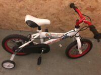 White Avigo bike for sale