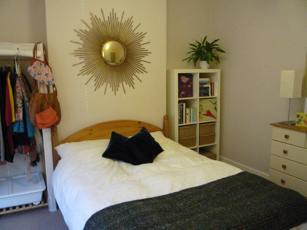 Light and airy double room to rent in Easton, all bills included