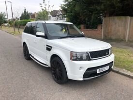 RANGE ROVER SPORT 2.7 DIESEL WITH 2012 AUTOBIOGRAPHY KIT + UPGRADE REAR + FRONT LIGHTS