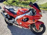 Yamaha Thundercat 600 YZF