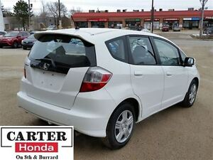 2012 Honda Fit LX + LOCAL + A/C + PWR GRP + CERTIFIED!