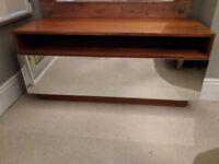 Mirrored single drawer unit, great design