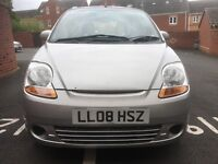2008 Chevrolet Matiz SE 5dr 1.0 Manual, 12 Months MOT, Service History,HPI Clear, Drives Good