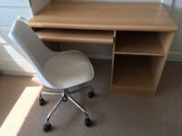 Great quality desk and chair for sale
