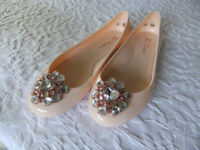 Ted Baker Ladies Flat Shoes Size UK 6